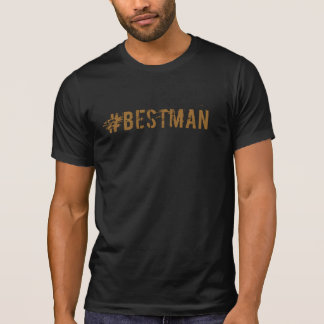 Trauzeuge hashtag T-Shirt