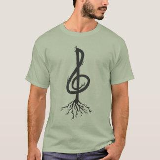 treeble Clef-Shirt T-Shirt