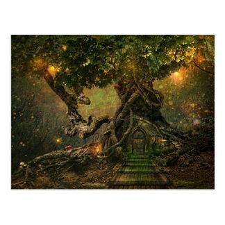 Treescapes Postkarte