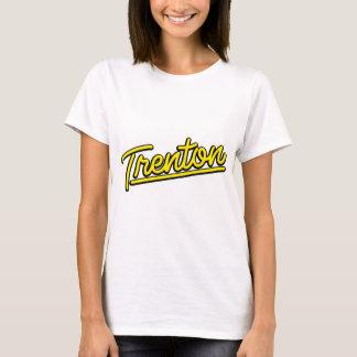 Trenton im Gelb T-Shirt
