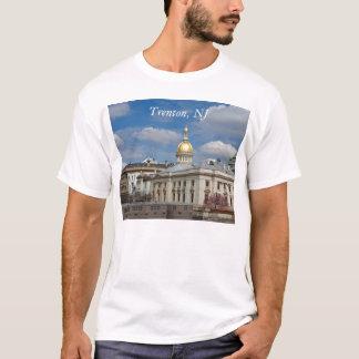 Trenton-Staats-Hauptstadts-Shirt T-Shirt