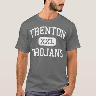 Trenton - Trojan - Highschool - Trenton Michigan T-Shirt