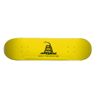 Treten Sie nicht auf mir Skateboard 20,1 Cm Skateboard Deck