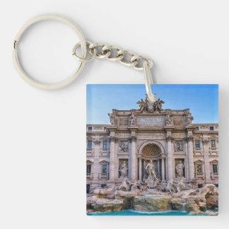 Trevi-Brunnen, Rom, Italien Schlüsselanhänger