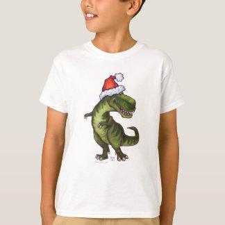 TRex Weihnachten T-Shirt