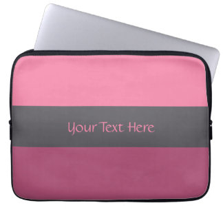 Tri Farbe stripes kundenspezifische Laptophülsen Laptop Computer Schutzhüllen