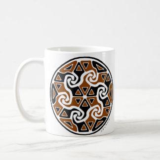 Tri Pfeil-Entwurf Kaffeetasse