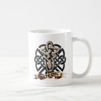 Tribal Knot viking C Kaffeetasse