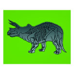 Triceratops Affiches