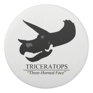 Triceratops-Schädel Radiergummis 0