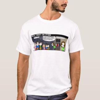 Trick, Leckerei oder andere T-Shirt