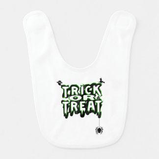 Trick oder Leckerei - Halloween Lätzchen