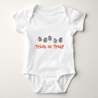 Trick-oder Leckerei-Säuglings-Strampler Baby Strampler