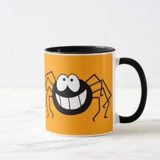 Trick-oder Leckerei-Spinne Tasse