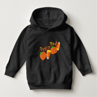 Trick-oder Leckerei-Sweatshirt Hoodie