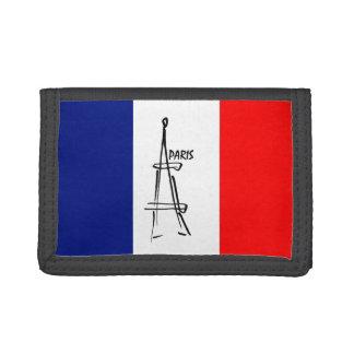 Tricolor Eiffelturm STRIPE20 VIVE LA-FRANKREICHS