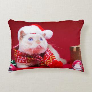 Trident das Katzen-Weihnachtskissen Dekokissen