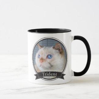 Trident die Katzen-Kaffee-Tasse 01 Tasse