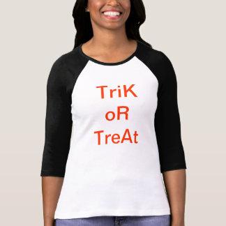 Trik oder Leckerei T-Shirt