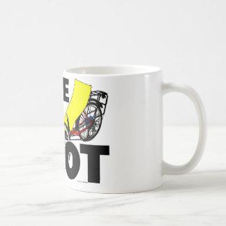 Trike Pilot Kaffeetasse