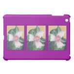 Trillium peint ! coques pour iPad mini