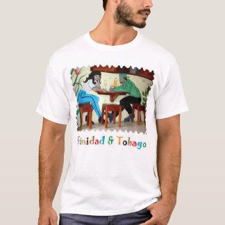 Trinidad- and TobagoBar-Szene T-Shirt