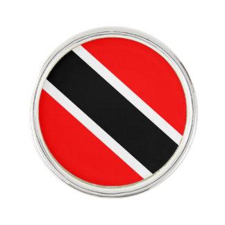 Trinidad- and Tobagorevers-Button Anstecknadel