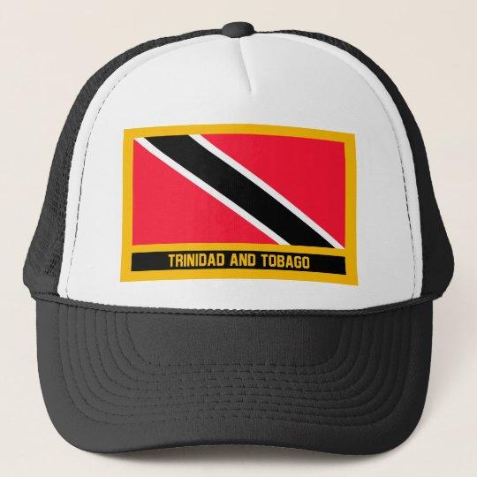 Trinidad und Tobago-Flagge Mütze