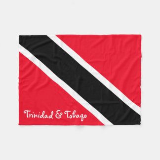 Trinidad und Tobago Fleecedecke