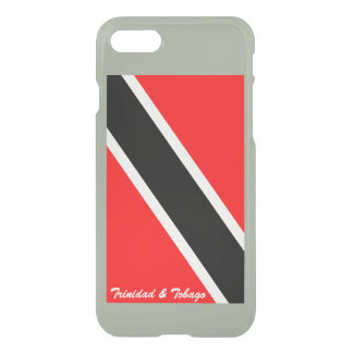 Trinidad und Tobago iPhone 8/7 Hülle