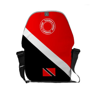 Trinidad und Tobago Kurier Tasche