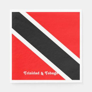 Trinidad und Tobago Papierserviette
