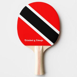 Trinidad und Tobago Tischtennis Schläger