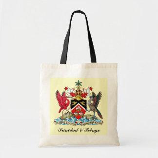 Trinidad und Tobago-Wappen Tragetasche