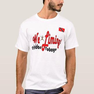 Trinidad und Tobago wir Limin T-Shirt
