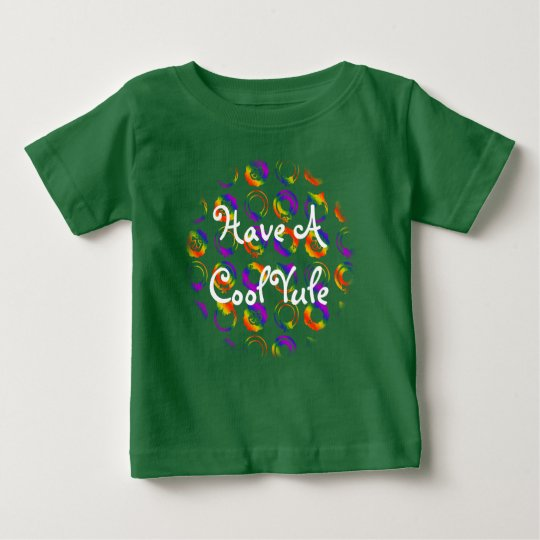 Trippy Kränze Baby T-shirt