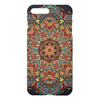Trippy Mandala iPhone 7 Plusmattendfall iPhone 8 Plus/7 Plus Hülle