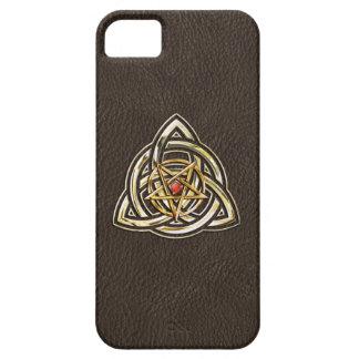 Triquetra Pentagram iPhone 5 Etui