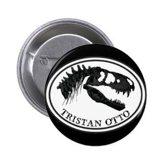 Tristan Otto Pin Runder Button 5,1 Cm