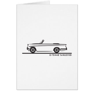 Triumph Herald-Kabriolett 1961 Karte