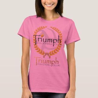 Triumph-Volleyball-T-Shirt T-Shirt
