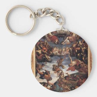 Triumph von Venedig durch Tintoretto Schlüsselanhänger