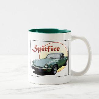 TriumphSpitfire Kaffee Tasse