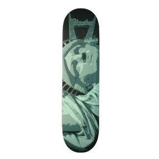 Trixster Skateboards - Freiheit Skateboarddeck
