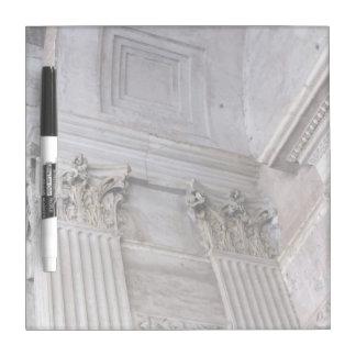 Trocknen Sie Löschen-Brett--Pantheon-Bogen Trockenlöschtafel