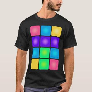 Trommel-Auflagen T-Shirt