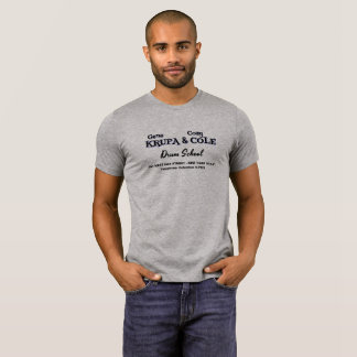 Trommelschult-stück T-Shirt
