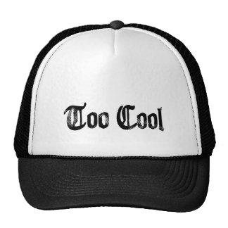 trop cool casquette