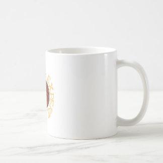 Tröpfelnder Experte Kaffeetasse