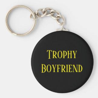 Trophy Boyfriend Christmas Holiday Gift Key Chain Schlüsselanhänger